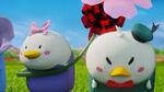 Tsum donald and tsum daisy