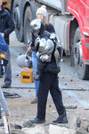 Ultron On Set