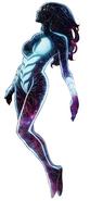 Carina Tivan (Earth-616) Mighty Avengers Vol 1 35