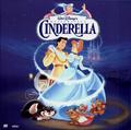 Cinderella Laserdisc