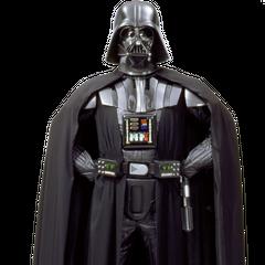Anakin jako Darth Vader.