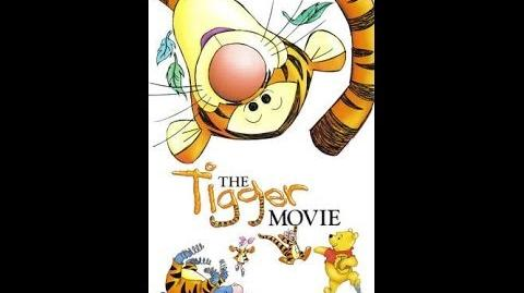 Digitized opening to The Tigger Movie (VHS UK)