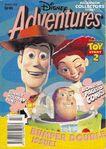 Disney Adventures Magazine Australian cover Jan 2000 Toy Story 2