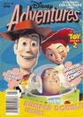 Disney Adventures Magazine Australian cover Jan 2000 Toy Story 2
