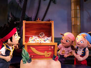 Disneyjr kids treasure chest 1 500