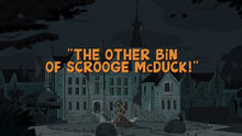 DuckTales 2017 The Other Bin of Scrooge McDuck! title card