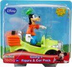 Goofy toy car mmch