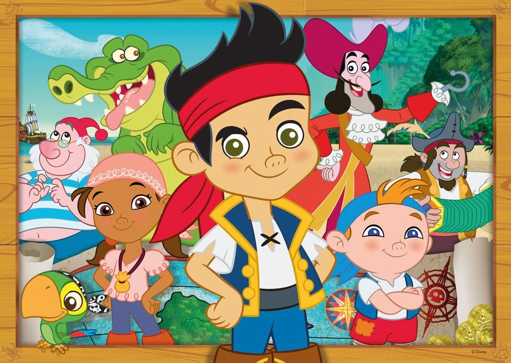 Jake And The Never Land Pirates Cast