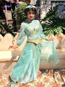 Jasmine new look