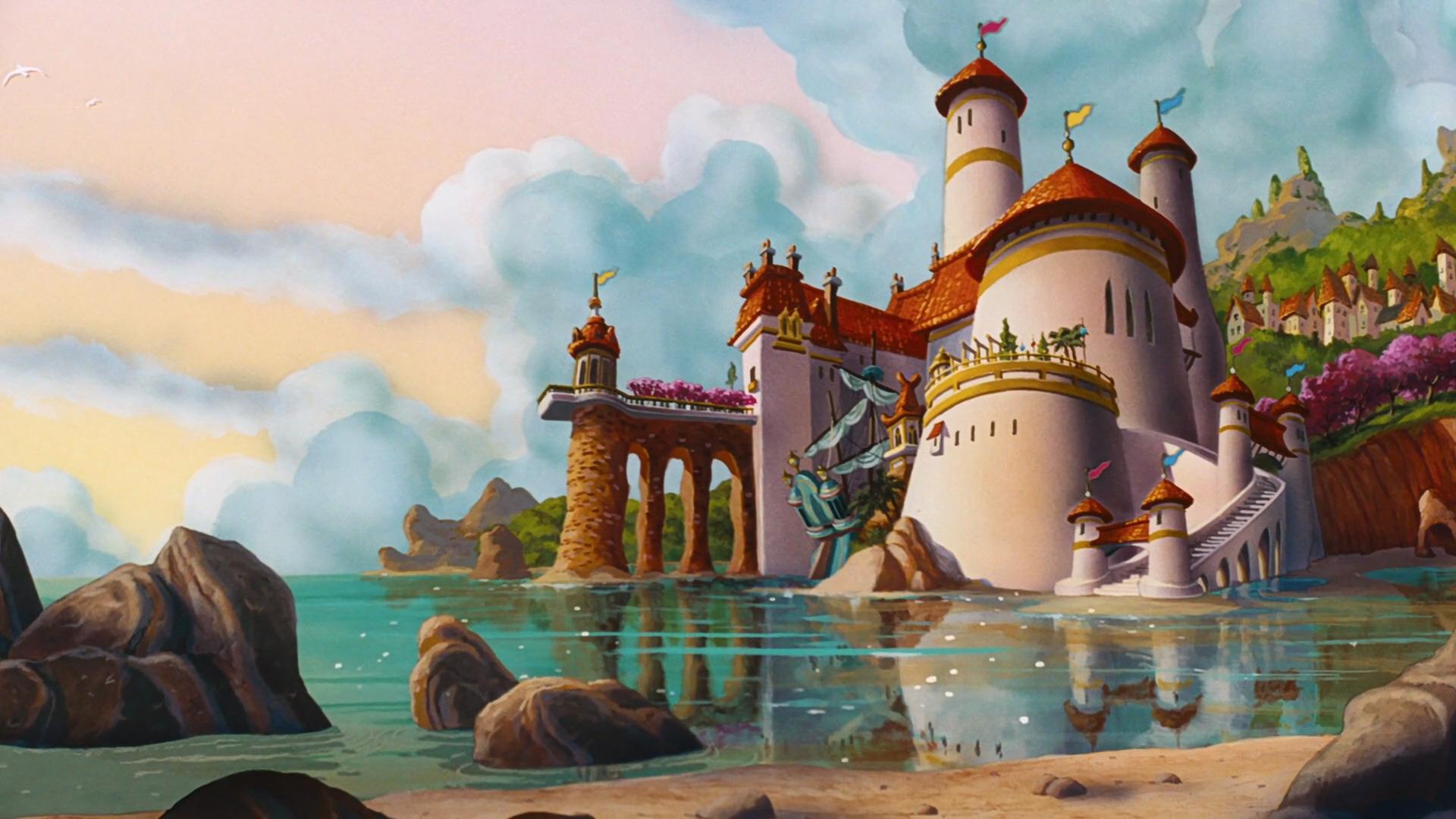 prince eric s castle disney wiki fandom powered by wikia