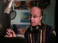 Paul Shaffer behind the scenes Hercules