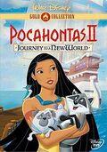 PocahontasIIJourneytoaNewWorld 2000 DVD