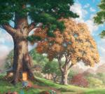 Pooh's House 10