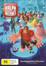 Ralph Breaks the Internet 2019 AUS DVD