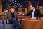 Robert De Niro visits Jimmy Fallon