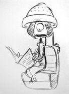 SketchWendyPleakley