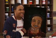 That's So Raven - 3x13 - Art Breaker - Black Velvet on Black Velvet