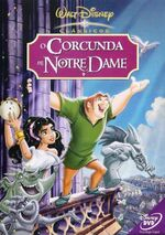 The Hunchback of Notre Dame 2002 Brazil DVD