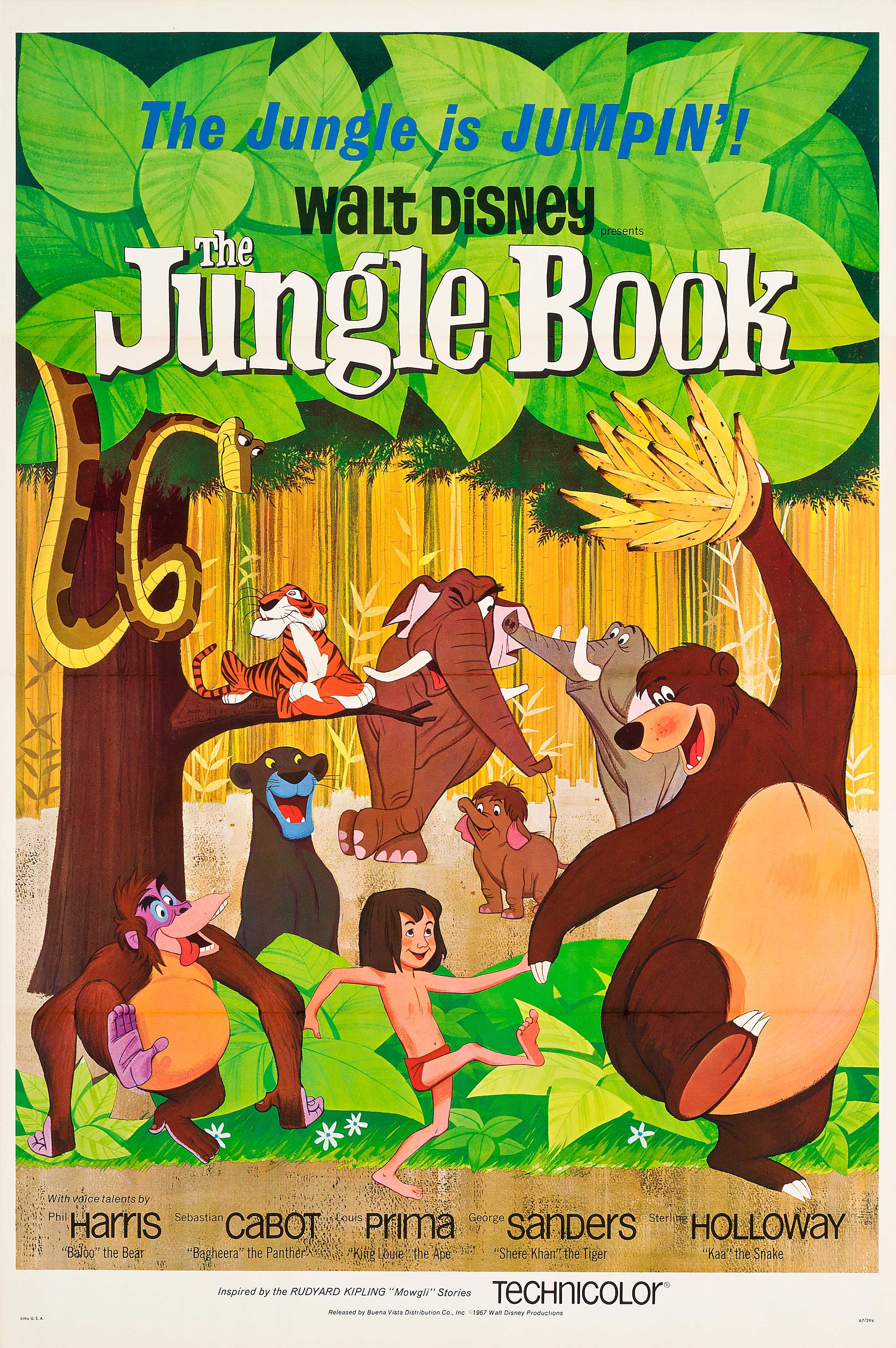The Jungle Book Disney Wiki Fandom
