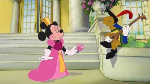 Disney's Mickey, Donald, Goofy The Three Musketeers - Love So Lovely (English)