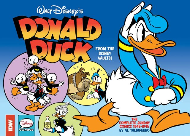 File:Donald Duck The Sunday Newspaper Comics Volume 2.jpg