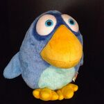 Forthebirds plush