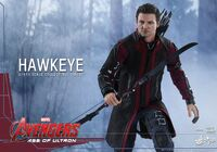 Hawkeye AOU Hot Toys 11