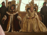 King Oleron and Queen Elsemere