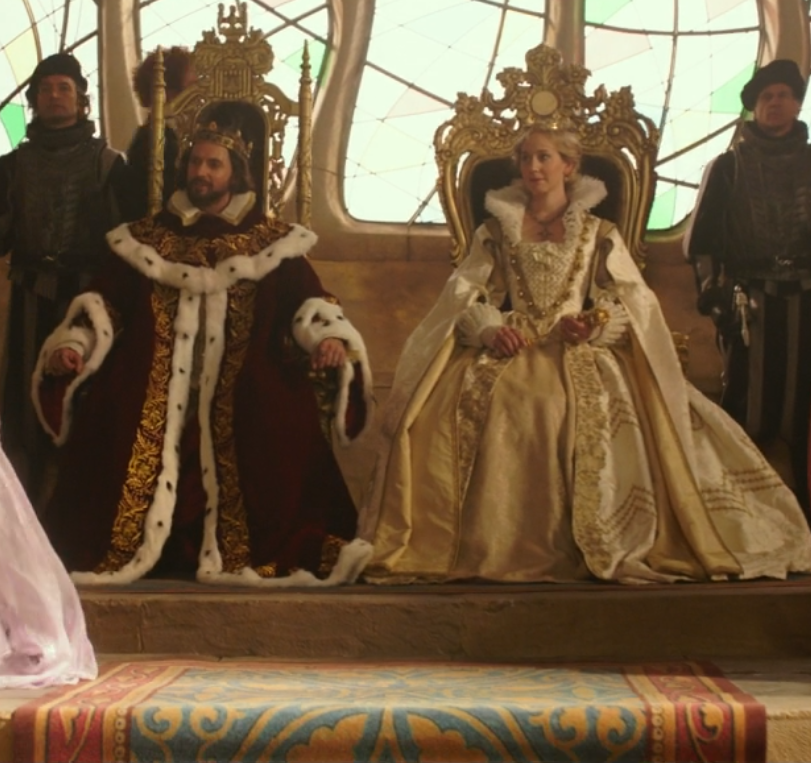 King Oleron And Queen Elsemere Disney Wiki Fandom