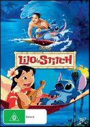 Lilo & Stitch 2014 AUS DVD