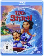 Lilo & Stitch 2014 Germany Blu-Ray