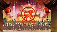 Mickey Mouse Year of the Dog 1