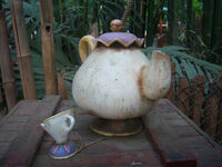 Mrs Potts Tarzan's Treehouse