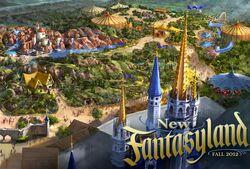 New Fantasyland logo