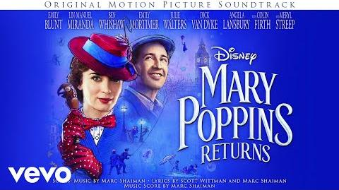 "Nowhere to Go But Up (From ""Mary Poppins Returns"" Audio Only)"