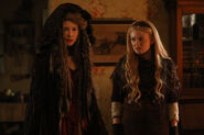 Once Upon a Time - 7x09 - One Little Tear - Photography - Gothel and Rapunzel