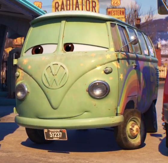 Fillmore Cars Disney Wiki Fandom