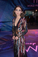 Rowan Blanchard Wrinkle in Time Premiere