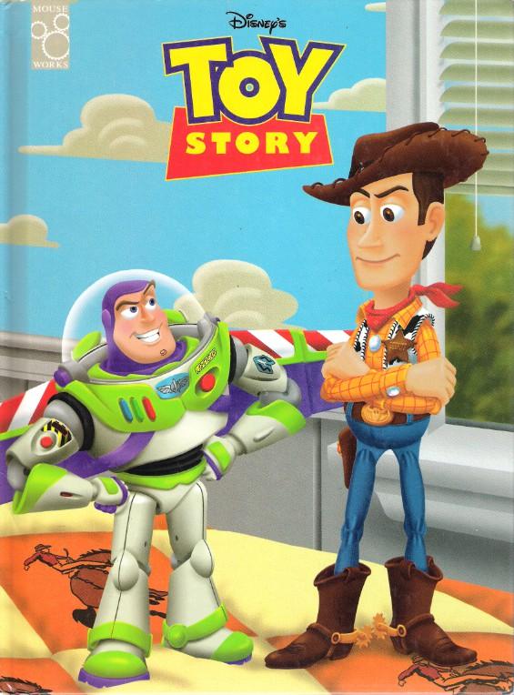 Toy Story Classic Storybook Disney Wiki Fandom