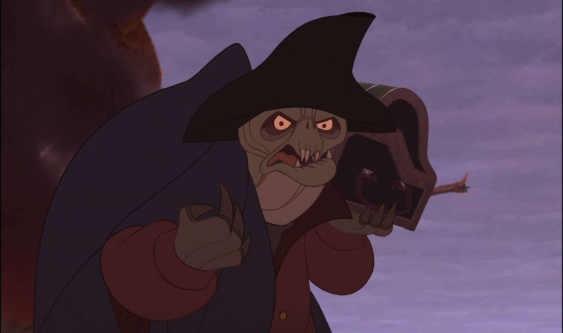 Billy Bones (Treasure Planet) | Disney Wiki | FANDOM ...