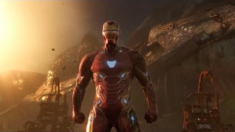 Мстители Война бесконечности - Создание Титана