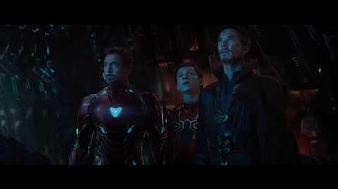 AVENGERS INFINITY WAR, de Marvel Studios – Spot Super Bowl 2018
