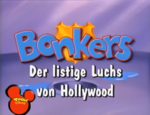 Bonkers German Heading