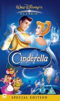 Cinderella Special Edition UK VHS