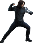 Civil War Full Body 01