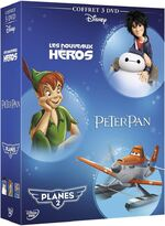 Disney Box set collection France DVD