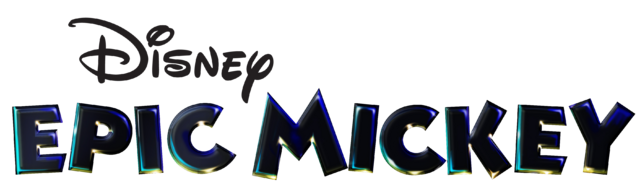 File:Epic Mickey Logo.png