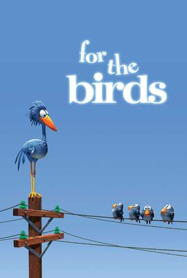 For the Birds - Poster