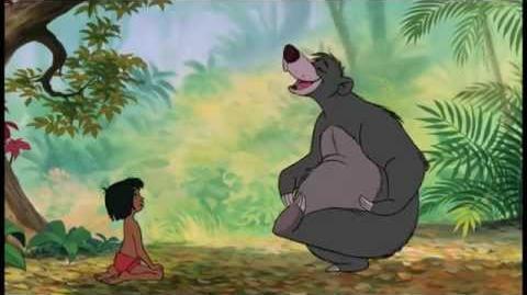Jungle Boek Liedje Als Je Van Beren Leren Kan Disney NL