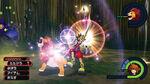 KH - Simba summon gameplay